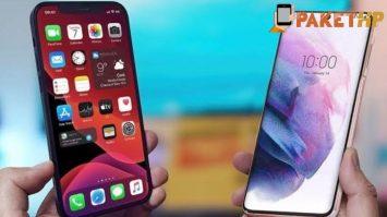 Battle Handphone Hits Milenial, iPhone 12 dan Samsung Galaxy S21
