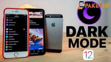 Cara Aktifkan Dark Mode di iPhone dan iPad