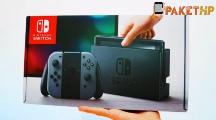 Rekor Penjualan Konsol Nintendo dan Gamenya Tahun 2021