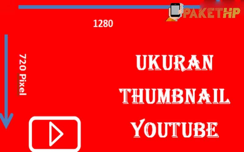 Ukuran Dan Cara Membuat Thumbnail Youtube