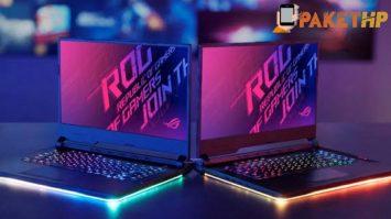 Laptop ROG Asus Terbaru Tahun 2021 yang Wajib Anda Miliki
