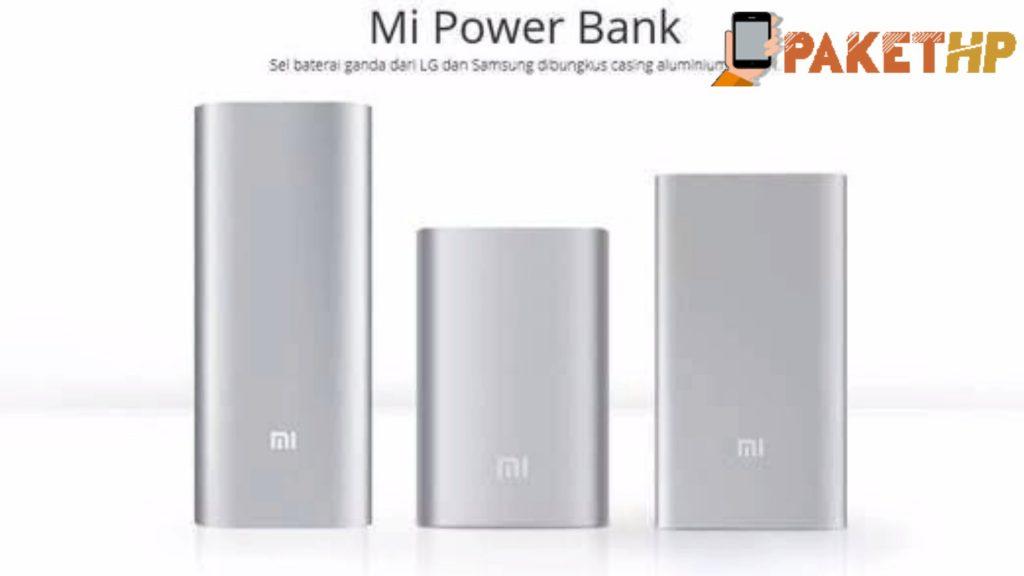 Mengenal Komponen Power Bank Xiaomi dan Cara Merawatnya