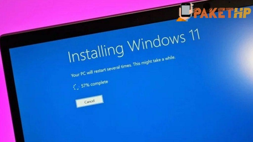 Cara Install Windows 11 Di PC dan Laptop