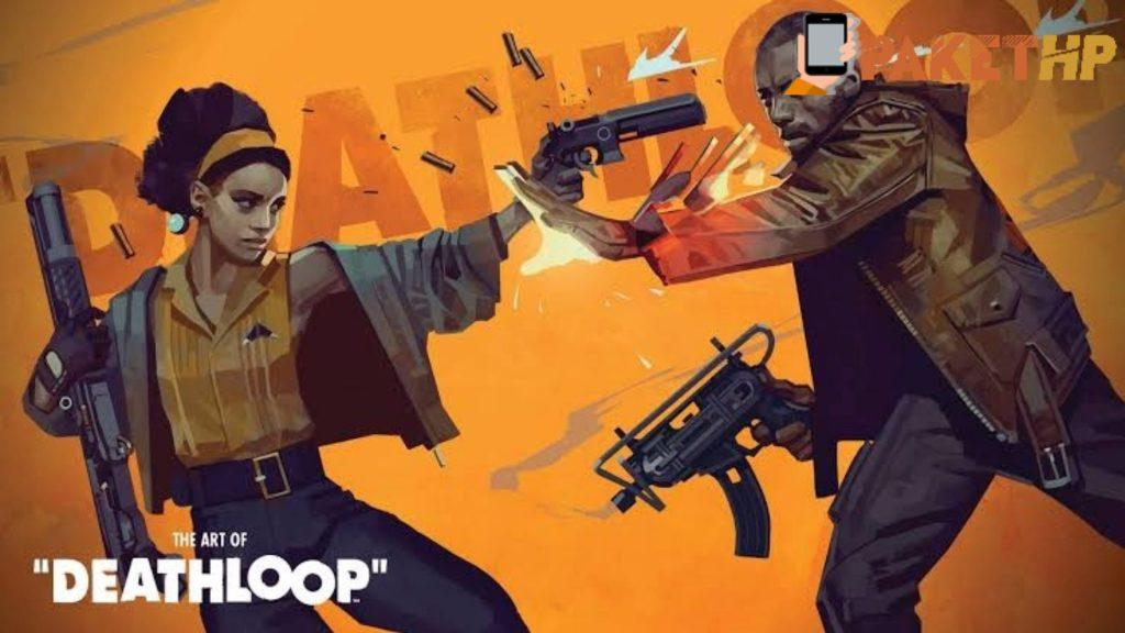 Game PC Terbaik 2021 Deathloop