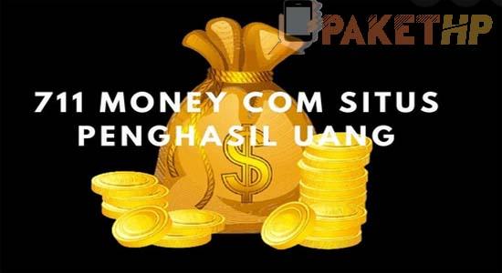 711 Money Com Situs Penghasil Uang, Apakah Aman? Cek Disini