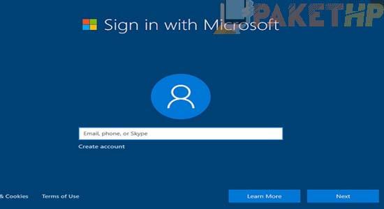Cara Membuat Akun Microsoft Dengan Mudah