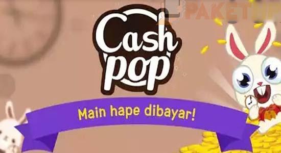 CashPop Aplikasi Penghasil Saldo DANA, Cek Disini