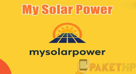 My Solar Power Apk Penghasil Uang, Apakah Aman? Cek Disini