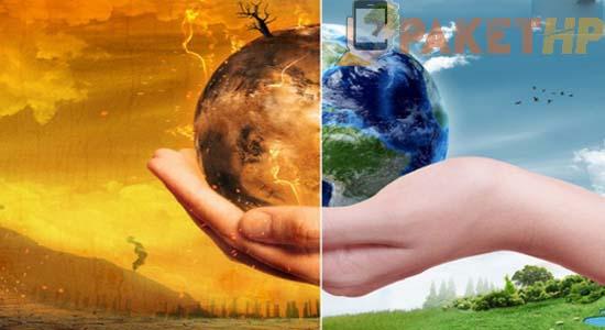 Pengertian Pemanasan Global ,Dampak, Akibat, Dan Proses